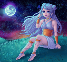 Starry Night- request by A-star-G