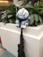 Captain Rex Status: KIA by Ghost141