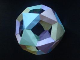 Icosahedron 2 by lonely--soldier