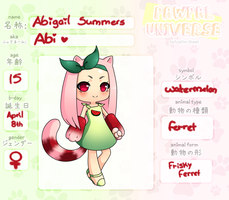 Abi App ( more info added ) by deizunei