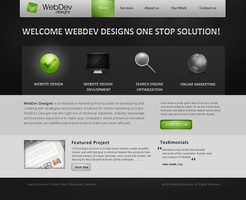 WebDev Designs 2 by prkdeviant