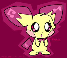 Wendy the SoulChu by HeartinaThePony