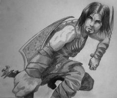 Prince of Persia Warrior Within by ninjason57