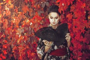 Memoirs of a Geisha by DarkVenusPersephonae