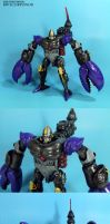 Super Ultimate Premium BW  Scorponok by Unicron9