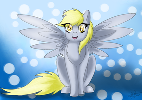 Derpy Hooves {Quicky} by ScarletsFeed
