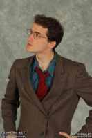 The 10th Doctor Cosplay by StrangeStuffStudios
