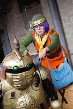 Cosplay - Chrono Trigger by Evadoll