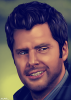 James Roday by sugarpoultry