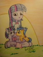 Twilight Sparkle love by spidyphan2