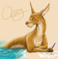 ozzy by stefi-heartlilly
