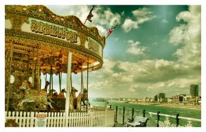 carousel by eco-girl
