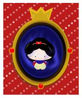 Mirror Mirror There's Snow White by smallrinilady