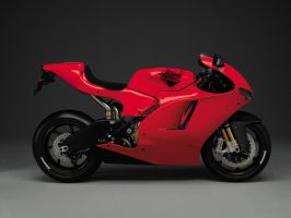 Ducati red by DOGFATHER-X9