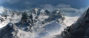 Hutt Palace on Hoth by Jfields217
