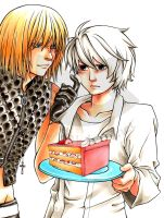 Death Note - HAPPY B-DAY 08col by blk-kitti