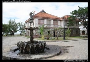 Fountain by migzmiguel08
