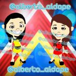 Arely y Gaby by AlbertoA