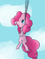 Pinkie Pie by Zaxcistea