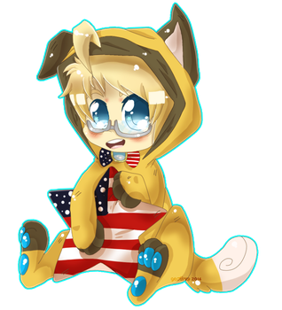 Muricah by nordic-shibe