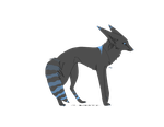 new characterr by mariewolf-hors-fox