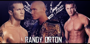 Randy Orton Signature by me969