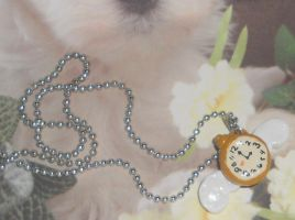 Time Flies Necklace by Love-Who