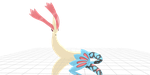 PokeMMD - #350 Milotic by NipahMMD
