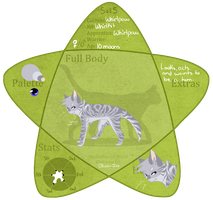 SoTS: Whirlpaw of Windclan by Paradox-Zee