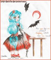 .::Wa Lolita Halloween::. by DarkFer