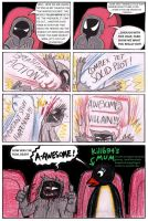 My reaction to Captain America: The Winter Soldier by killb94