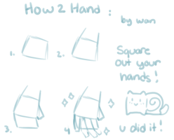 How 2 Hand by WanNyan