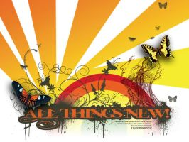 All Things New by CharlArends