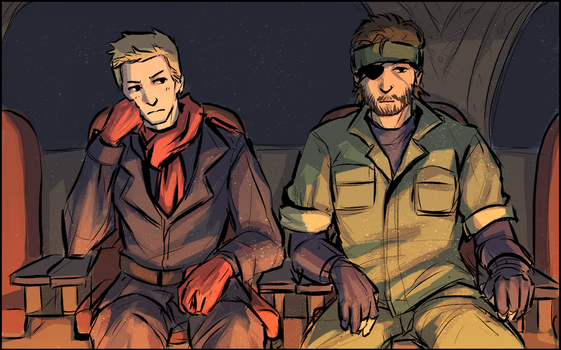 panel from comic by HalfBakedBiscuit