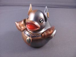 Lord Vivec Duck by spongekitty