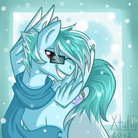 Ice Ice Baby by xMetalKitty