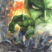 The Savage Dragon by pernilla