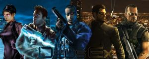 Deus Ex Protagonists v2.0 (Widescreen) by Atis1