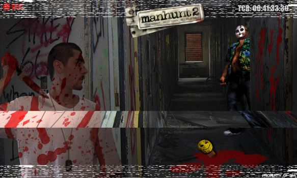 Manhunt 2 by colombian305
