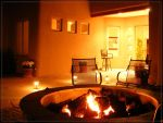 Fireplace by masloo