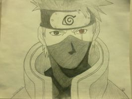 Kakashi Hatake 2 by carebear19364