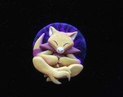 Abra Medallion by Gatobob