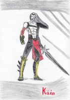 .:Awesome Kain:. by Tyniusia