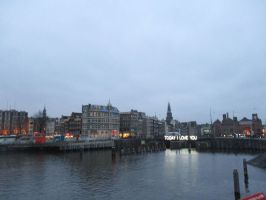 in love with Amsterdam by IHanakoI