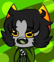 KARKAT! THERE'S SO MUCH CATNIP! by Mimny
