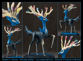 Pokemon X Legenda: Xerneas