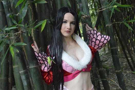 Strength is Beauty by Cosplayer-san
