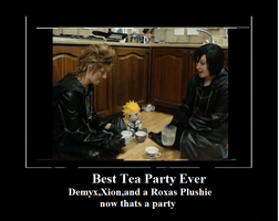 Best Tea Party by DoroDRR