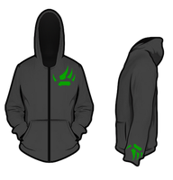 Jungle Planet hoodie idea by KalEl7