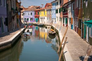 Colors of Burano II by rdalpes